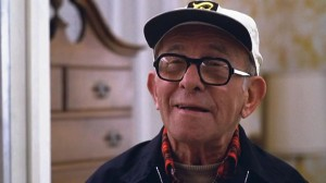 "George Burns as God in 1977's ""Oh God!'"