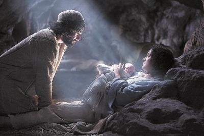 """The Nativity Story"" New Line Cinema, 2006"