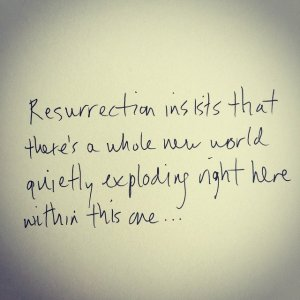 Resurrection 1