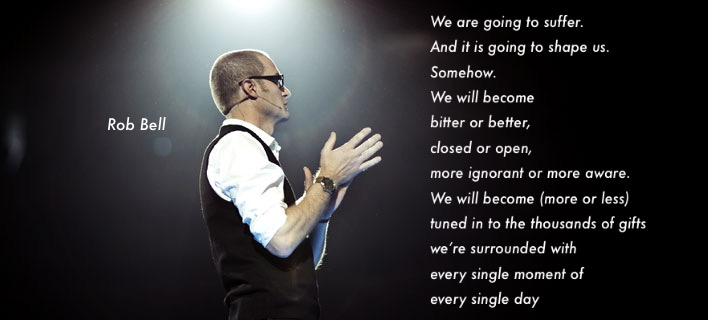 Rob Bell Quote